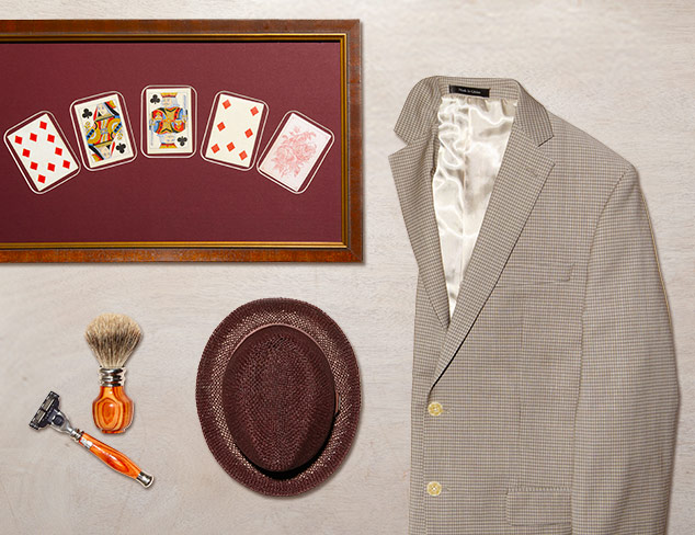 Gifts for the Dapper Gentleman at MYHABIT