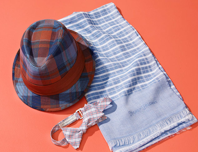 Mad for Plaid Accessories at MYHABIT