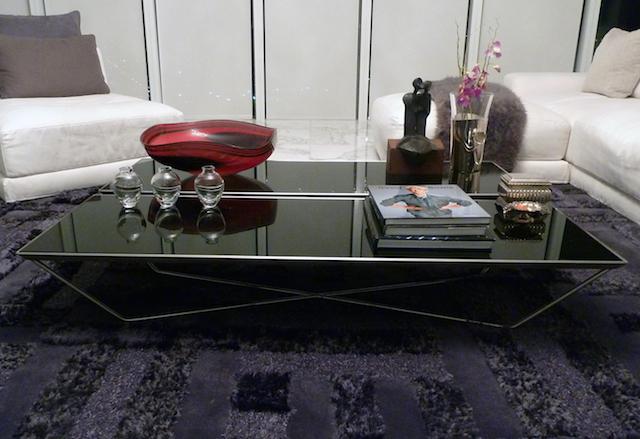 Modloft Cale 59-Inch Coffee Table
