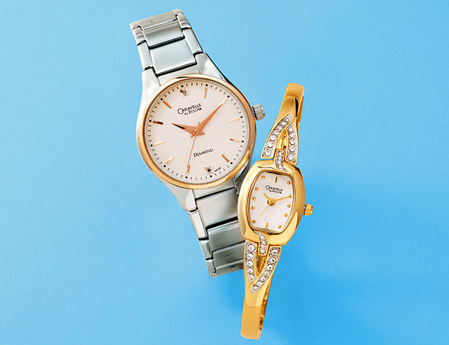 New Arrivals feat. Caravelle by Bulova at MYHABIT