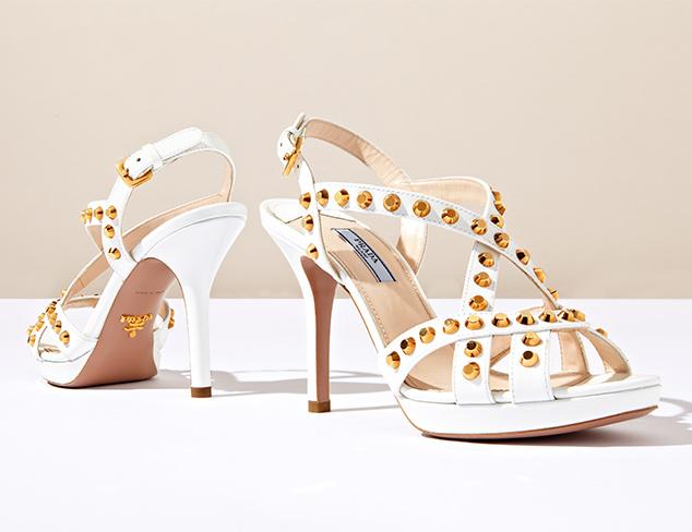 New Markdowns Prada Shoes at MYHABIT