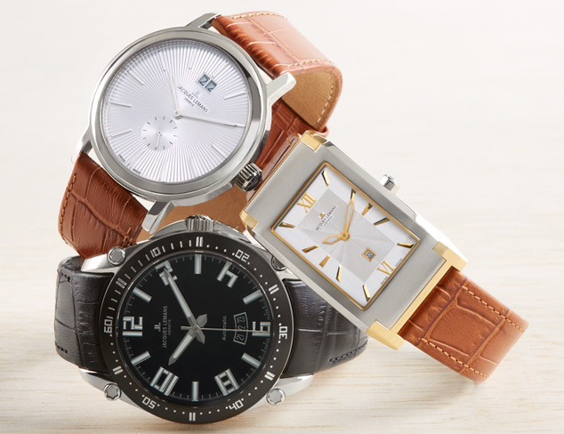 On Time, On Trend Watches at MYHABIT