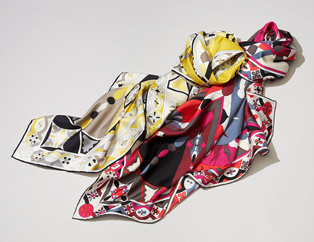 Pucci Scarves at MYHABIT