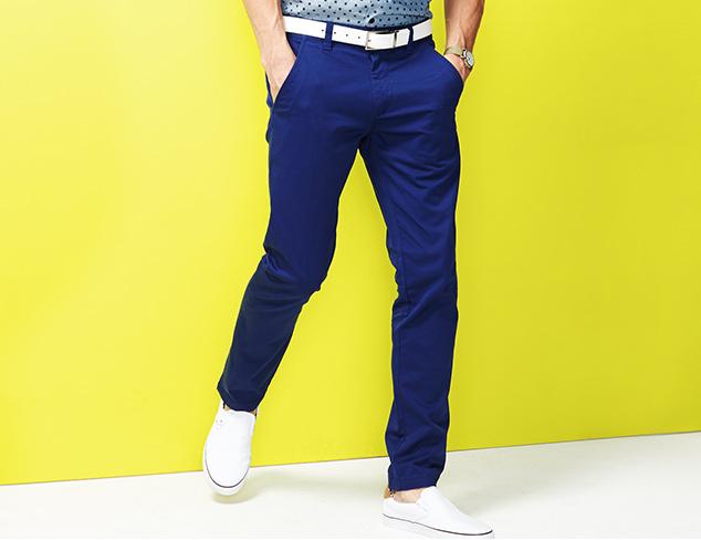 Summer Chinos & Jeans at MYHABIT