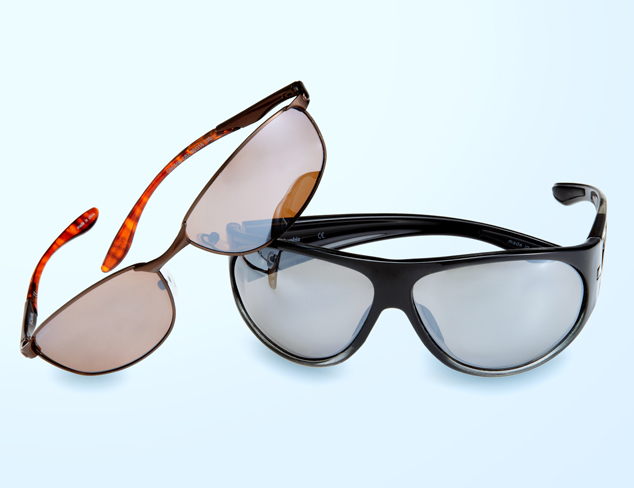 Sunglasses feat. Revo & Columbia at MYHABIT