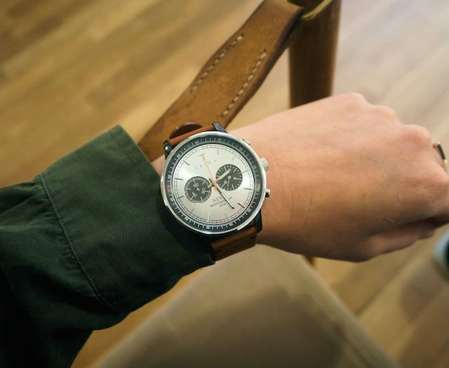 TRIWA Havana Nevil Brown Watch