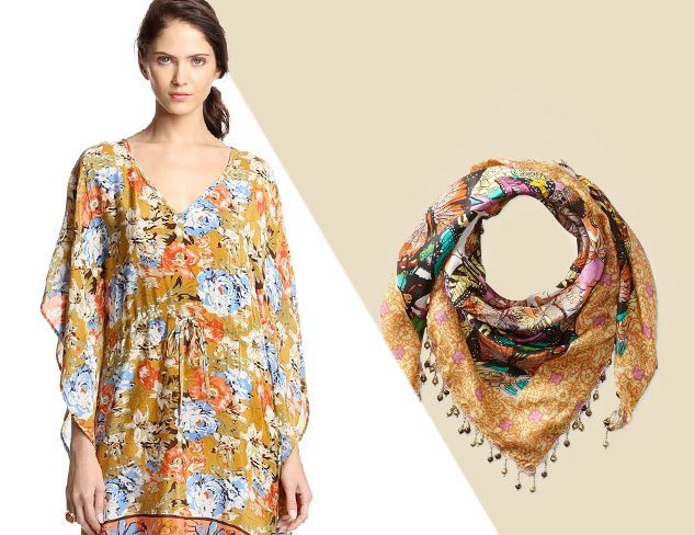Tolani Dresses, Scarves & More at MYHABIT