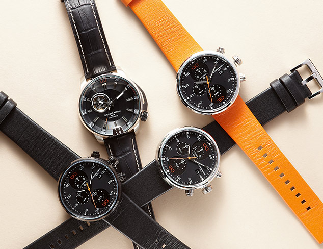 Almost Gone Men's Watches at MYHABIT