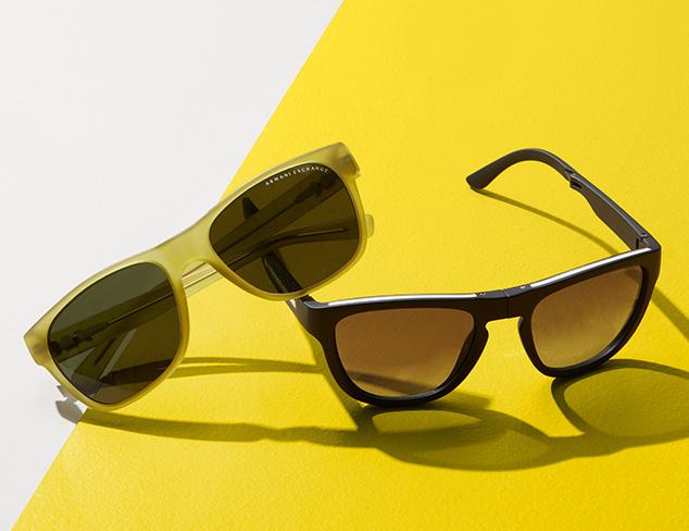 Armani Exchange Sunglasses at MYHABIT