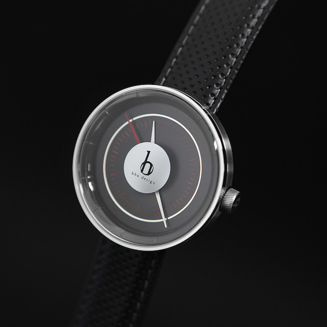 Bho Design Drive Mark 01 Limited Edition Automotive Inspired Watch_1