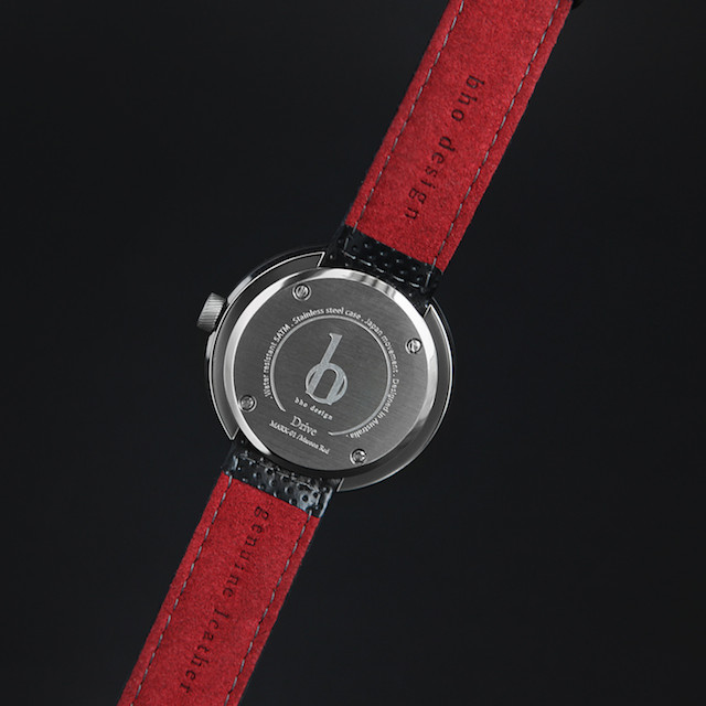 Bho Design Drive Mark 01 Limited Edition Automotive Inspired Watch_2