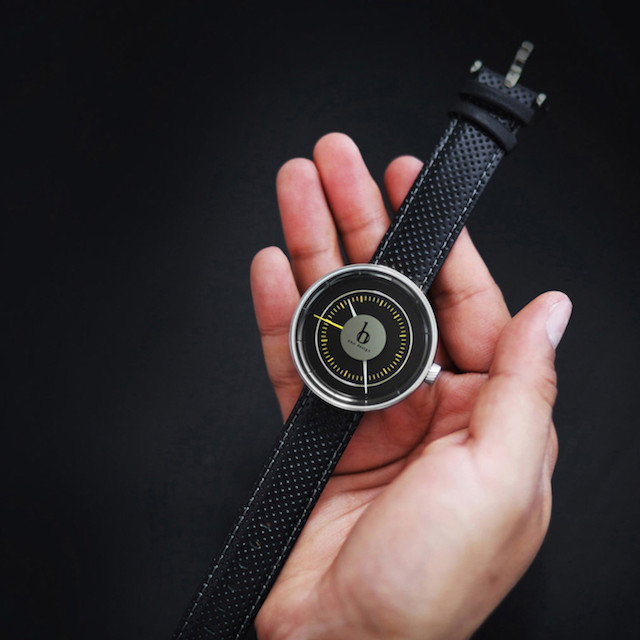 Bho Design Drive Mark 01 Limited Edition Automotive Inspired Watch_4