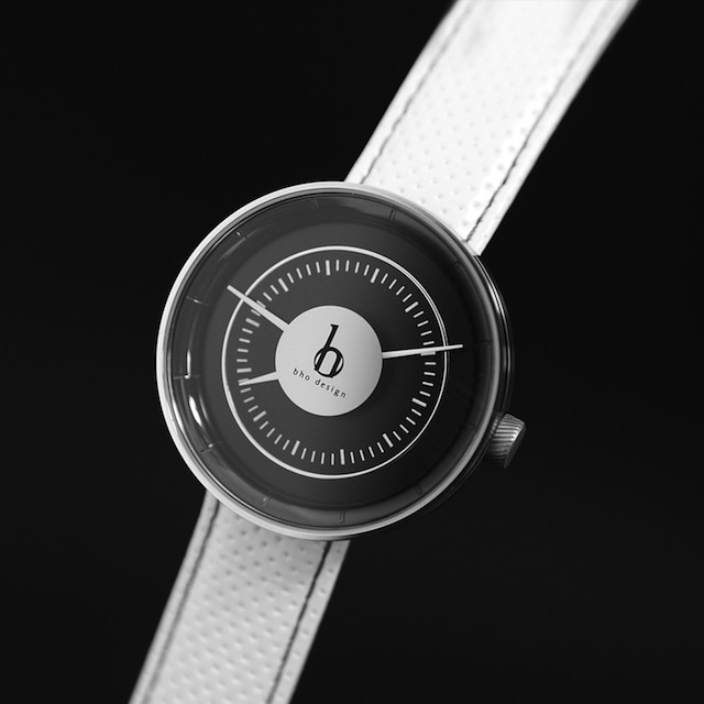 Bho Design Drive Mark 01 Limited Edition Automotive Inspired Watch_6