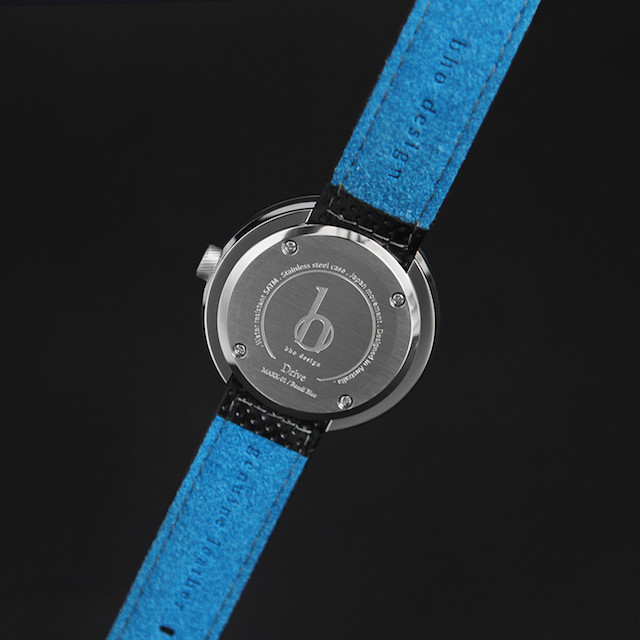 Bho Design Drive Mark 01 Limited Edition Automotive Inspired Watch_9