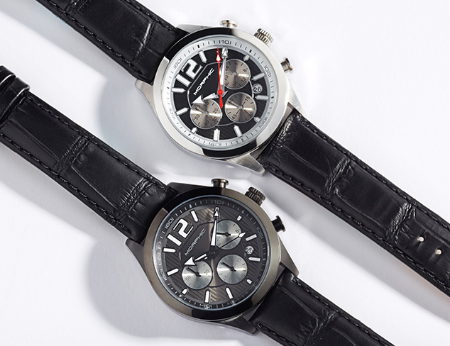 Black Out: Watches at MYHABIT
