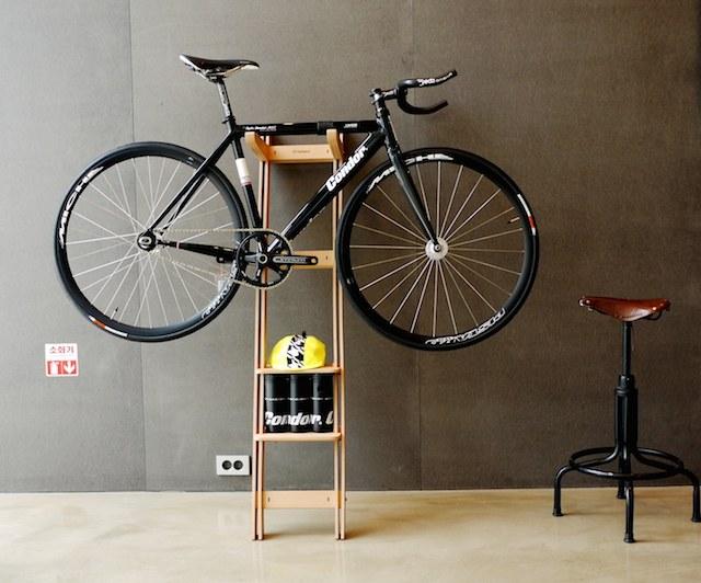 Gramms RadBaum1800 Bicycle-Friendly Furniture