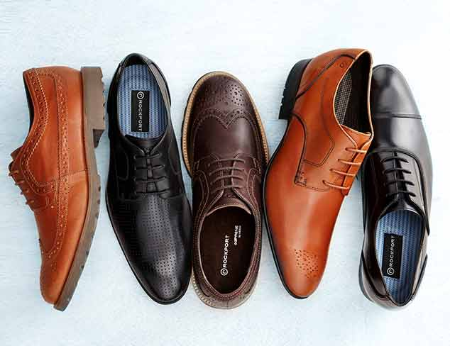 Office Hours: Lace-ups & Loafers at MYHABIT