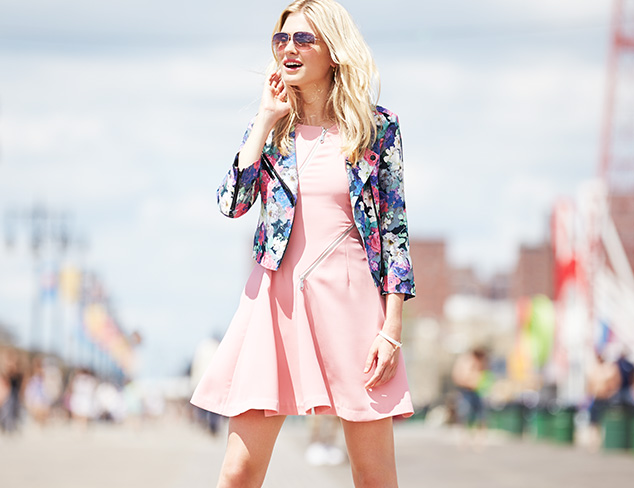 Rebecca Minkoff Glamrock Dress