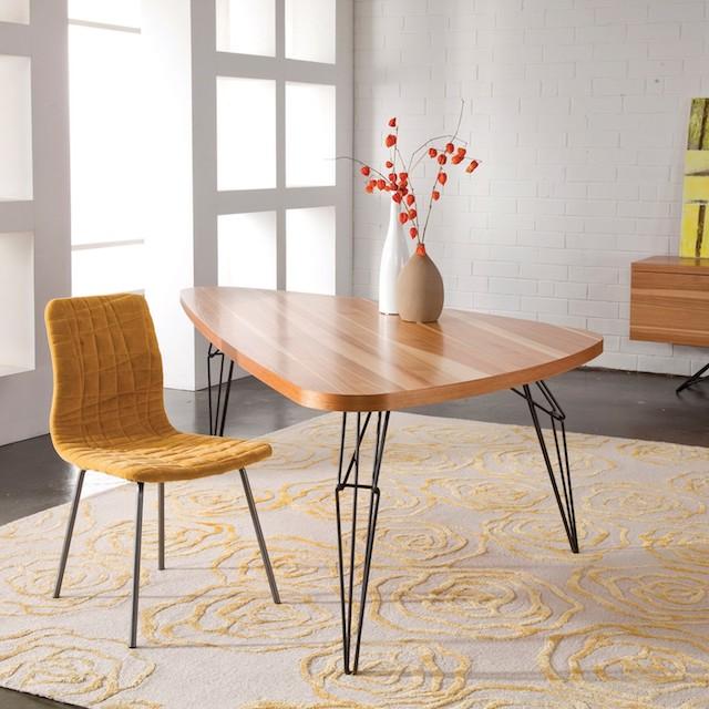 Saloom LEM Triangle Dining Table_1