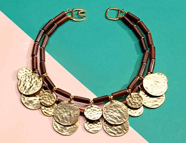 Trend to Try Coin Jewelry at MYHABIT