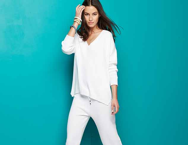 White Out Tops, Pants & More at MYHABIT