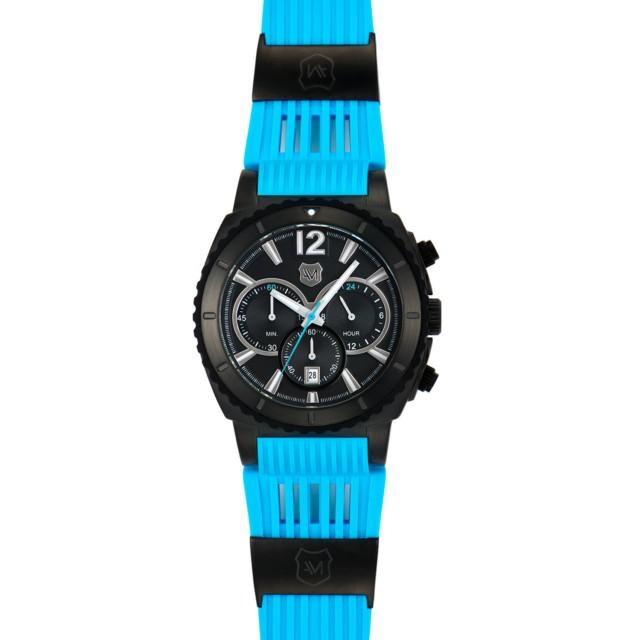 Andrew Marc Heritage Scuba Men's Watch // Blue