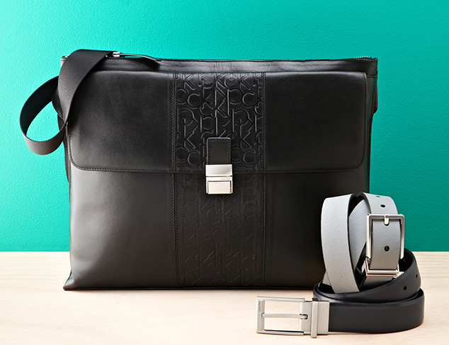 Calvin Klein Accessories at MYHABIT