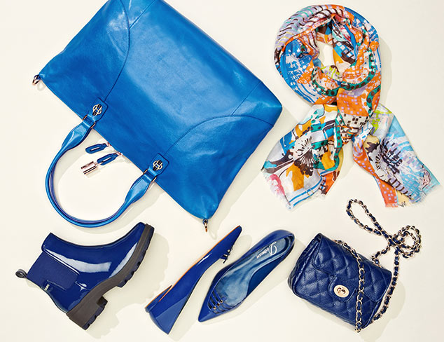 Cool Off Shades of Blue at MYHABIT