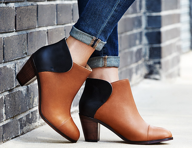 Denim Essential: The Ankle Boot at MYHABIT