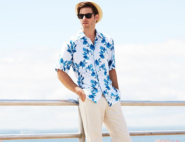 Dress Down: Shirts, Shorts & More $49 & Under at MYHABIT