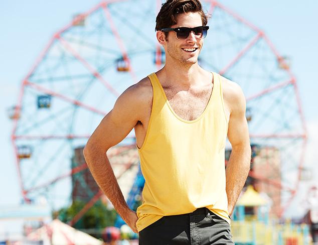 End of Summer: Tanks & Shorts at MYHABIT
