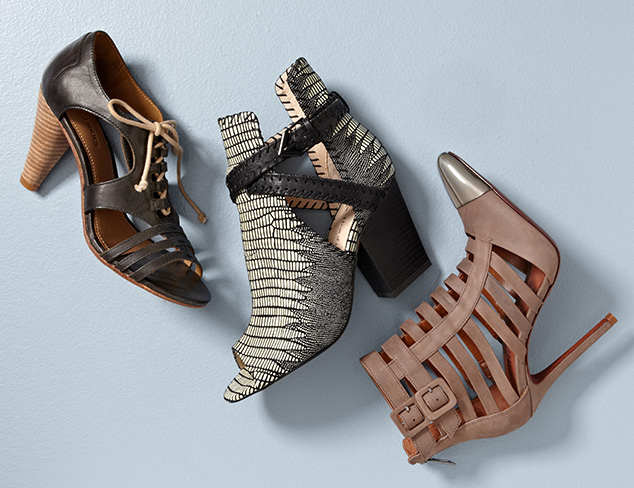 Fall Forward: Cut-Out Shoes at MYHABIT