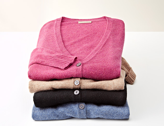 Fall Preview: Cashmere Addiction at MYHABIT