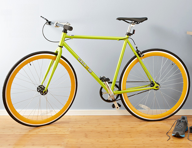Galaxie Fixed Gear Bike