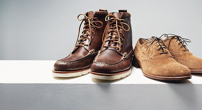 Lace-Ups, Boots & More: Up to 80% Off at Gilt