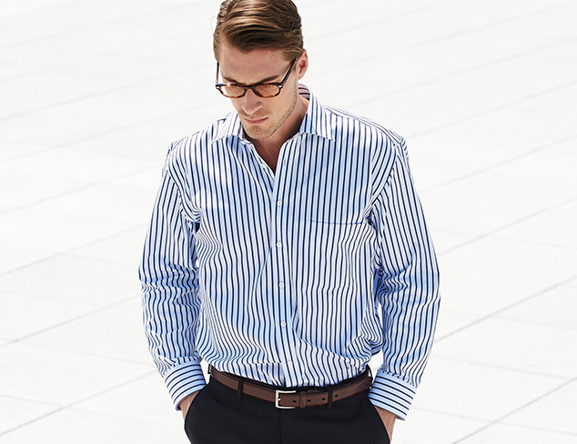 Lipson Shirtmakers at MYHABIT