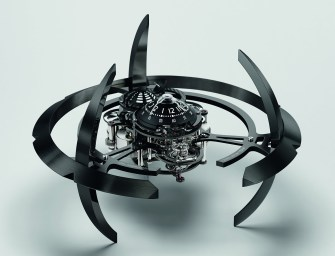 L'EPEE Mechanical Time Sculptures