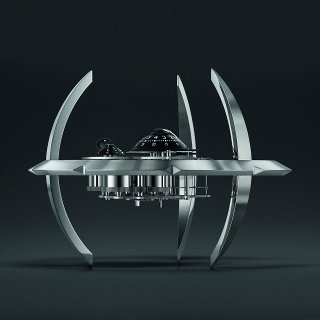 L'EPEE Starfleet Machine by MB&F