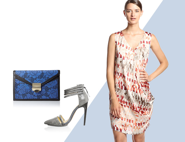 Statement Style: Dresses, Shoes & More at MYHABIT