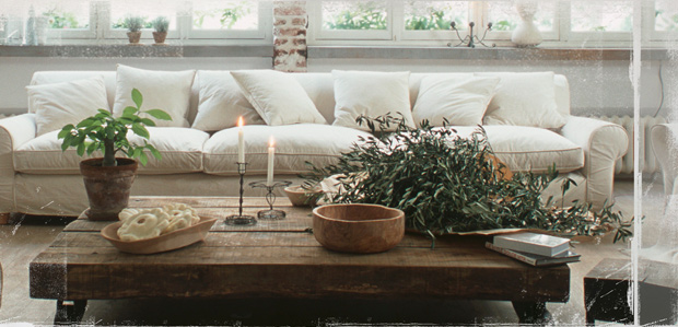The Light & Neutral Living Room: From Art to Decor at Rue La La