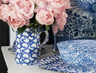 Tory Burch Tabletop Collection