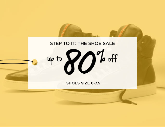 Up to 80% Off: Shoes Sizes 6-7.5 at MYHABIT