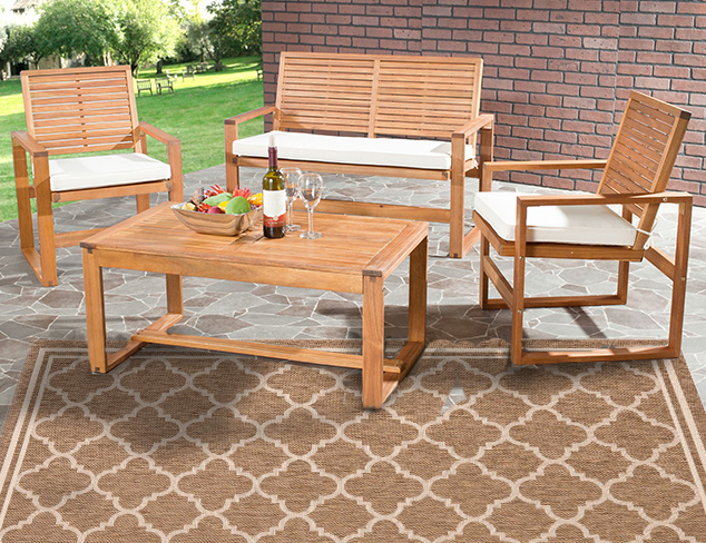 $112 & Up: Safavieh Outdoor Furniture & Rugs at MYHABIT