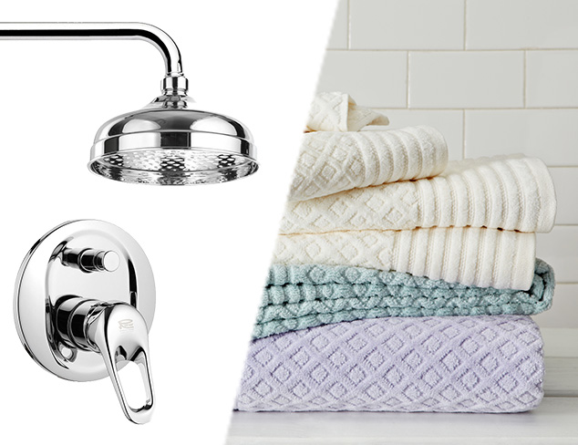 Bath Renovation 101: Towels, Cabinets & More at MYHABIT