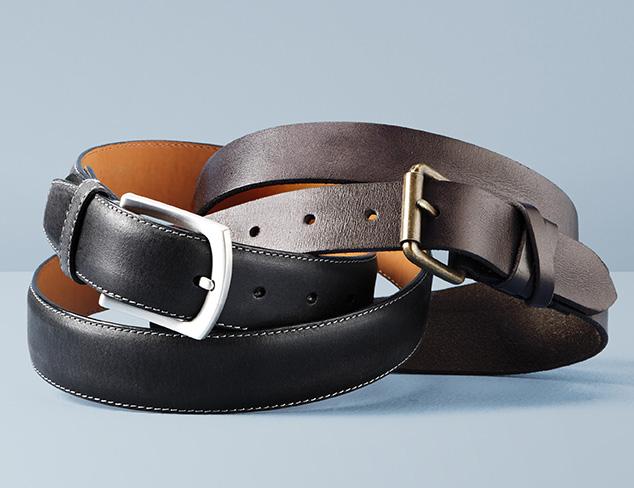 Belts & Wallets feat. J.Fold at MYHABIT