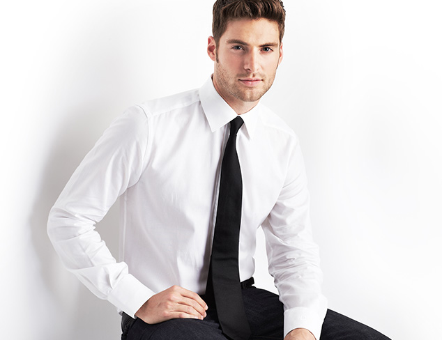 Buttoned Up: Dress Shirts at MYHABIT