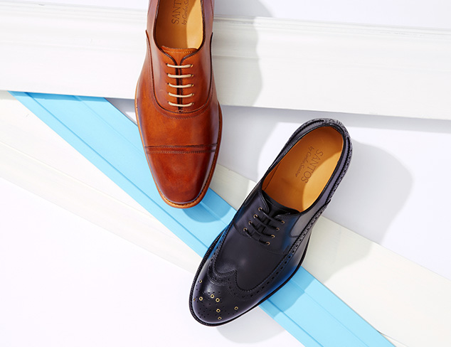 CEO Style: Oxfords & Loafers at MYHABIT