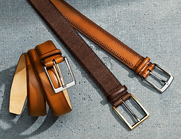 Dapper Detail: The Dress Belt at MYHABIT