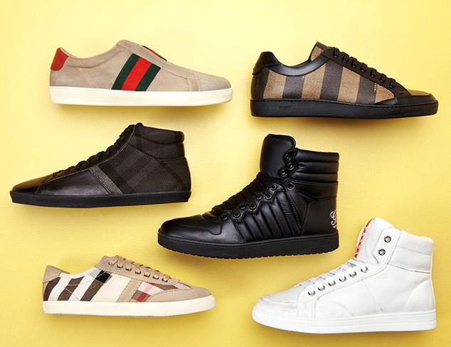 Designer Sneakers feat. Dolce & Gabbana at MYHABIT