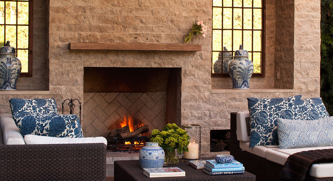 East Meets West: Outdoor Style at Gilt